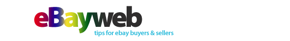 eBayWeb - Tips for eBay sellers